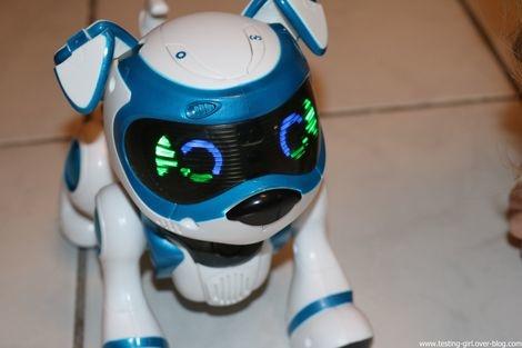 Le chien robot Teksta Puppy (5ème génération) de Splash Toys