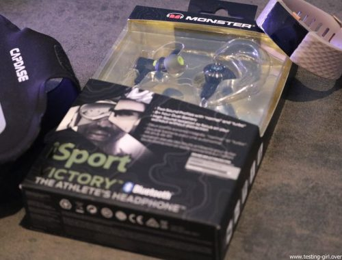 écouteurs Bluetooth Monster iSport Victory avis