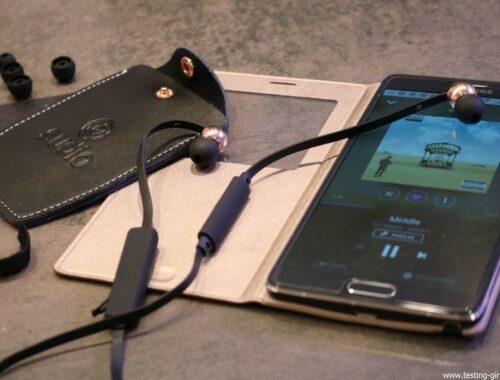 Sudio Vasa Bla : Mon test des écouteurs sans fil Bluetooth au design élégant suédois