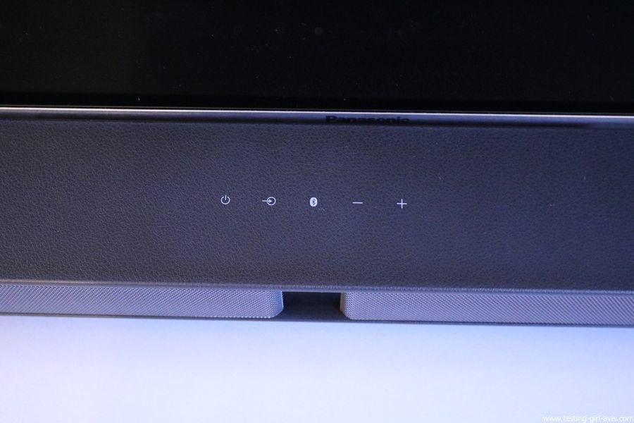 barre de son sony ht-ct290 test avis review commandes