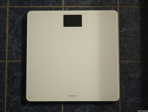 Nokia Body Poids/IMC Balance Wi-Fi Blanc