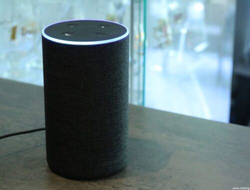 Amazon Echo Alexa - Enceinte connectée
