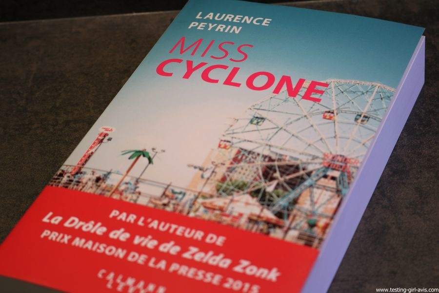 Miss Cyclone - Laurence Peyrin