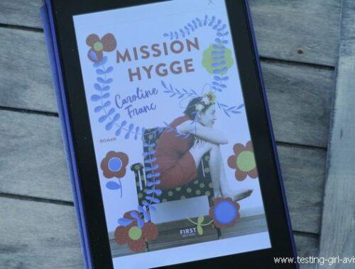 Mission Hygge - Caroline Franc - Chronique