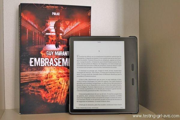 Guy Morant - Embrasements - Extrait - Meilleur roman policier