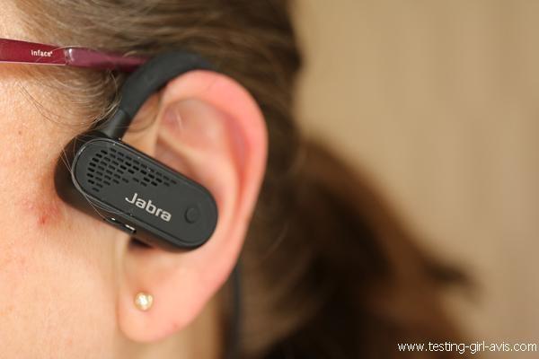 Des écouteurs qui tiennent bien en place