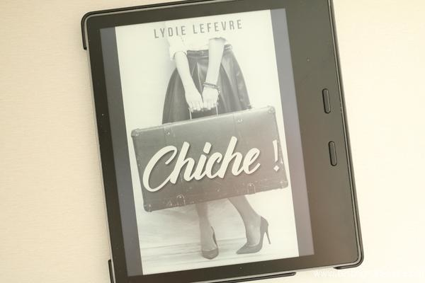 Chiche ! de Lydie Lefevre [Chronique] roman feel-good humour auto-édité