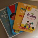 5 livres pour aider les parents