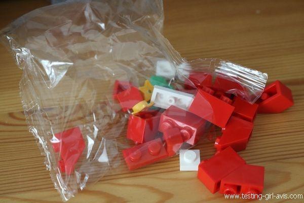 Le calendrier de l'Avent LEGO Friends - Un sachet