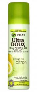 garrnier shampoing sec ultra doux