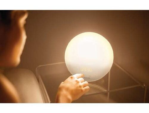 Eveil Lumière de Philips #5 2ème essai Simulateur d'Aube