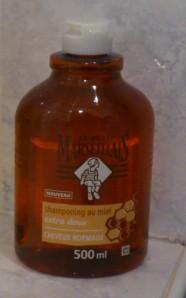 Shampooing Extra-Doux Le Petit Marseillais #4 Version Miel après 4 shampooings