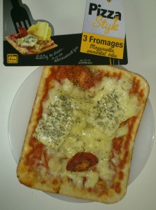 Sodebo Pizza Style #1 3 Fromages