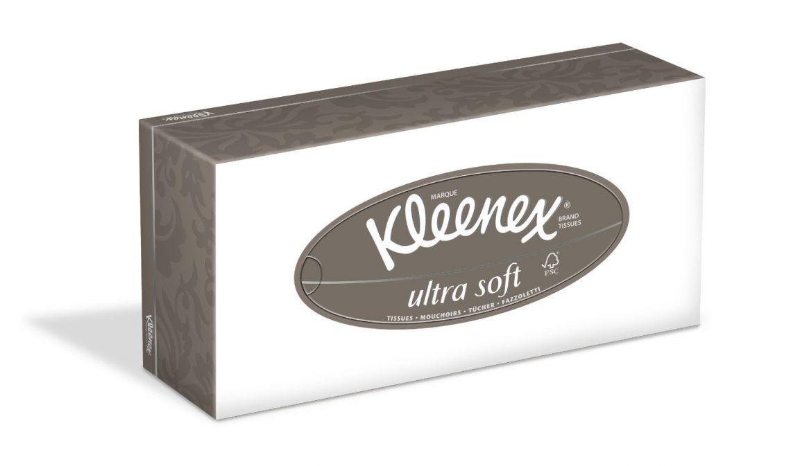 mouchoirs Kleenex - Ultrasoft