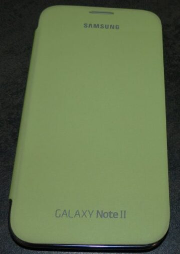 Flip-Cover Samsung pour Galaxy Note 2