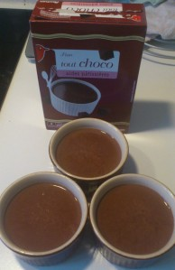 Auchan préparation Flan Tout Choco