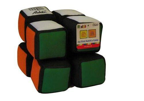 Rubik's - Grosse Peluche