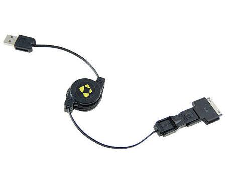 Câble de charge et de synchronisation OneCable via MobileFun