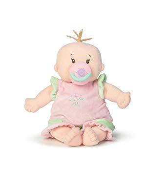 Manhattan Toy - Poupée et Mini-Poupée - Baby Stella - Pêche