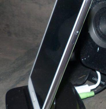 dock bureau Samsung pour Galaxy Note 2