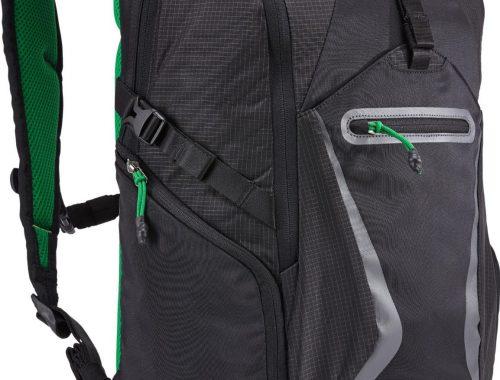 Sac à dos Case Logic Urbain BOGB115K en nylon pour Ordinateur 15,6''/iPad/Tablette Noir