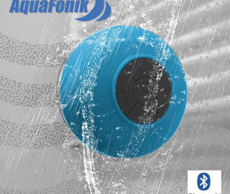 Enceinte Bluetooth AquaFonik