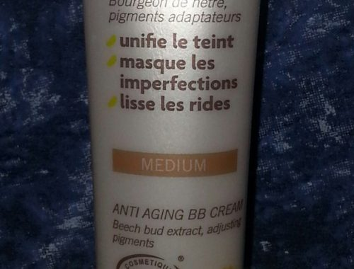 J'ai testé la BB-crème Anti-âge de Fleurance Nature (Médium)