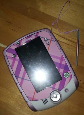 Ma puce a testé la Tablette Tactile Leappad 2+ Personnalisable - Rose de  Leapfrog