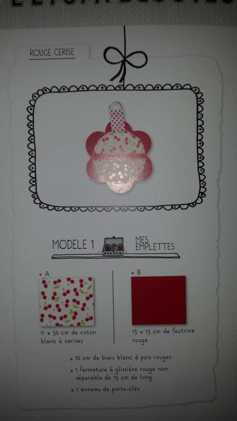 J'ai lu Trousses et Couture sans couture [Edit du 14/09/14]
