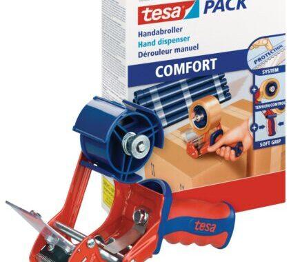 Dérouleur manuel pour Ruban adhésif d'emballage Tesa