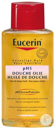 huile de douche pH5 Eucerin