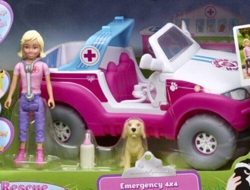 Animagic Rescue Hospital - Secours les animaux blessés grâce au 4x4 de secours