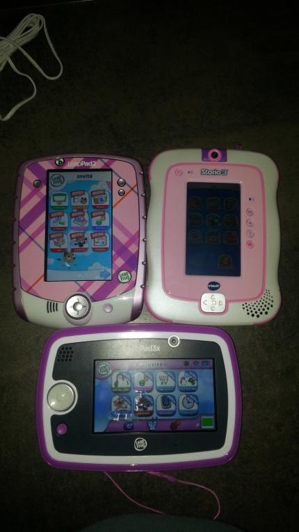 tablettes enfants
