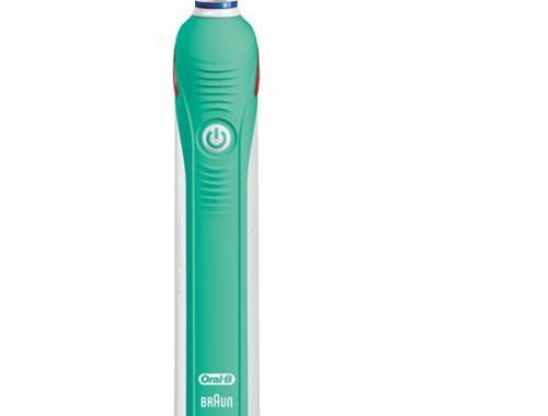 brosse à dent électrique Oral-B Trizone 2000