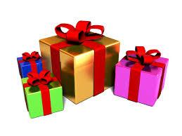 sélection de cadeaux de Noël pour enfant d'environ 3 ans