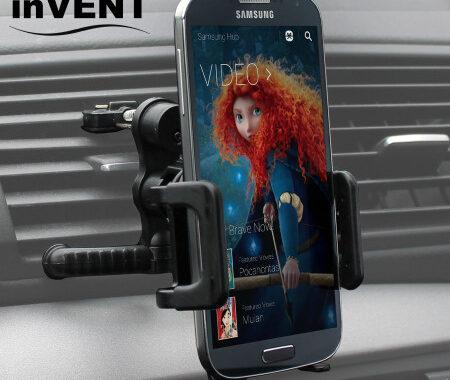 Support Téléphone Universel Grille d'Aeration InVENT