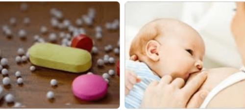 allaitement et médicaments