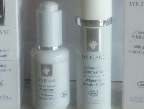 Crème Jour et le Sérum Intensif Eclaircissants Gamme Lys Blanc Centella [Co-Créatrices] 4 mois plus tard...