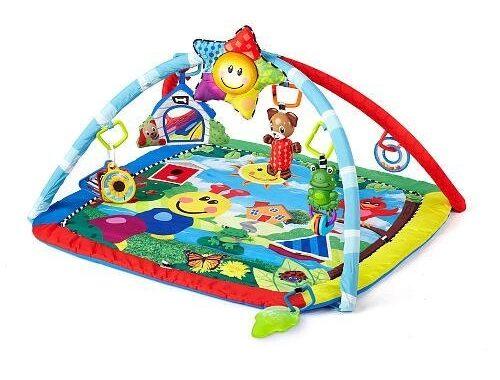 Le tapis d'éveil Baby Einstein Classic Play Gym