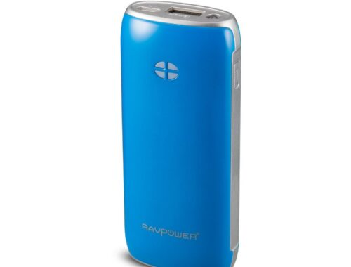 batterie externe 6000mAh de RAVPower