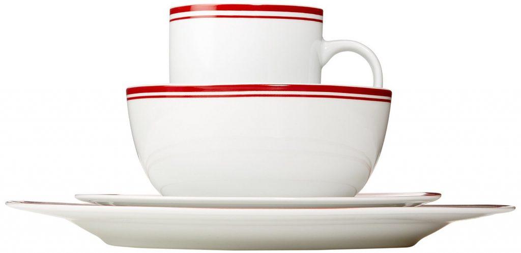 tasse, bol, petite et grande assiette amazon basics