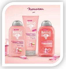 Campagne de test Le Petit Marseillais Révélez la brillance naturelle de vos cheveux #3 1er essai
