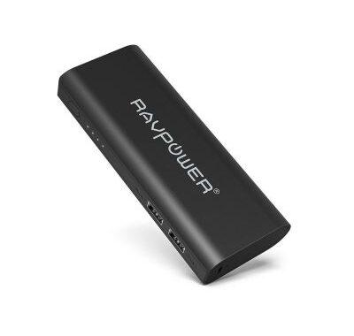 Le chargeur portable RAVPower 10400mAh iSmart