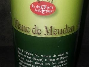 Le blanc de Meudon