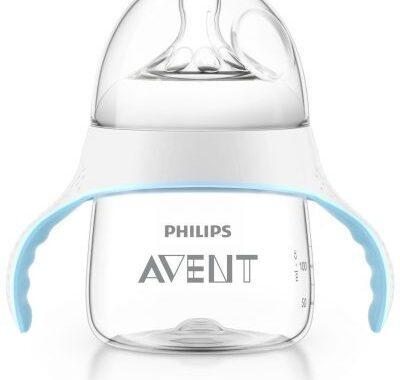 Le biberon évolutif Natural de Philips Avent
