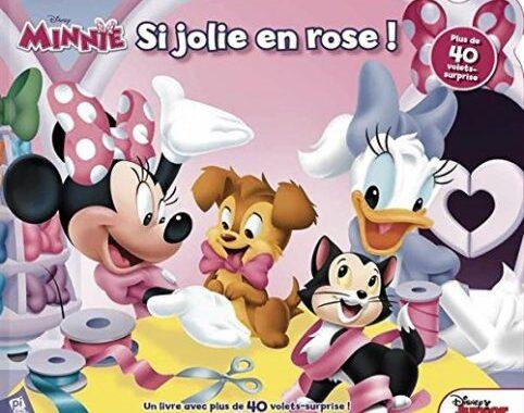 Minnie: Si jolie en Rose