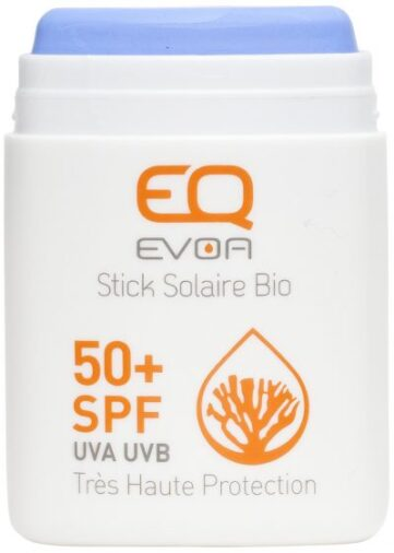 stick solaire coloré EQ Evoa SPF50+