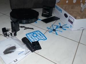 aspirateur robot SmartPro Active FC8820 par Philips