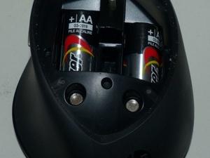 souris sans fil HP W5500