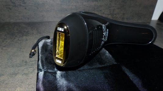 l'épilateur à lumière pulsée CyDen SmoothSkin Gold